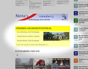 screenshot banners vriendvan