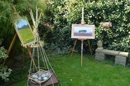 Kunstobjecten Voor Tuin : De tuin in voor kunst