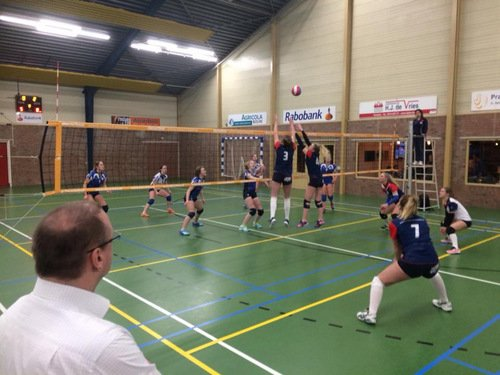 180204 SNVV Volleybal coach