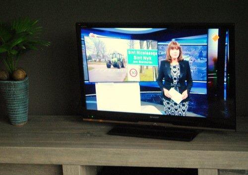 Sint Nyk in 'Acht uur Journaal'