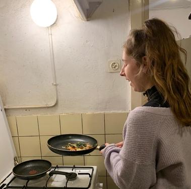Kookboek voor klanten Voedselbank